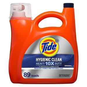 Liquid in Laundry Detergents