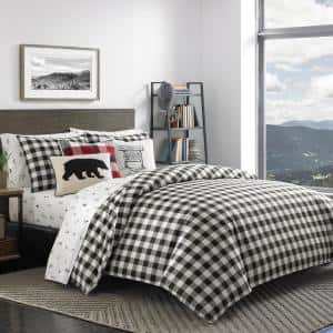 Plaid in Comforters