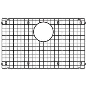 Stainless Steel in Sink Grids