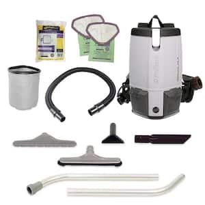 Vacuum Bag Capacity: 6 Qt.