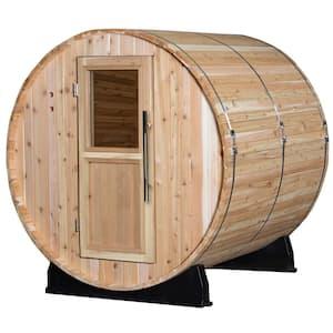Cedar in Home Saunas