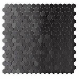 Aluminum in Tile Backsplashes