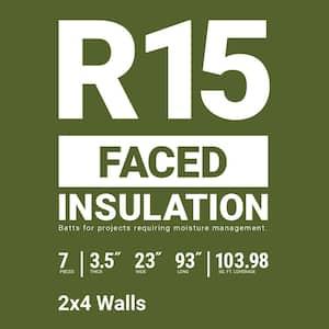 Insulation R-Value: R15