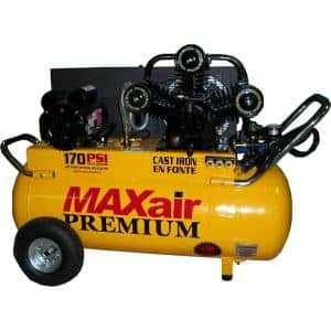 Compressor Tank Capacity (Gal.): 25 Gal. in Air Compressors