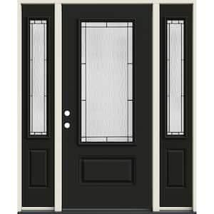 Black in Front Doors