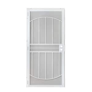 Door Size (WxH) in.: 32 x 80 in Security Doors