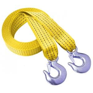 Tow Ropes, Cables & Chains