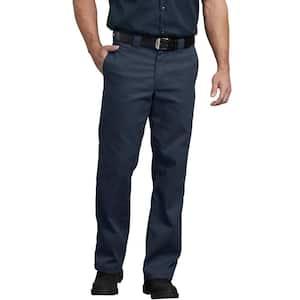 Blue in Work Pants