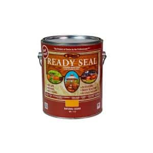 Container Size: 1 Gallon in Exterior Wood Stains