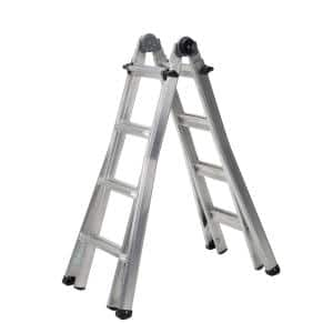 Ladder Rating: Type 1A - 300 lbs.