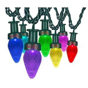 Bulb Shape: C7 in Christmas Lights