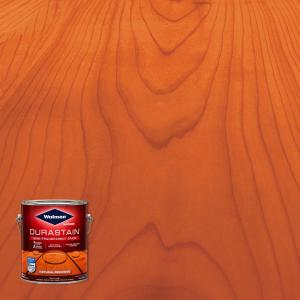 Redwood in Exterior Wood Stains