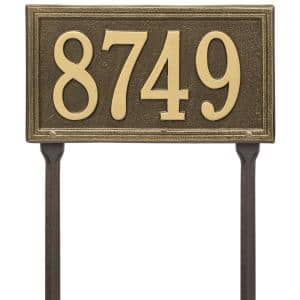 Address Plaques in Address Plaques