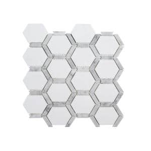 Rectangle in Marble Tile