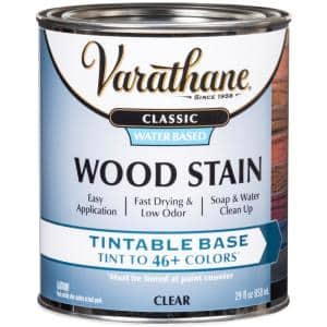 Water Based in Interior Wood Stains