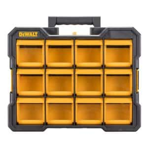 Number of compartments: 12