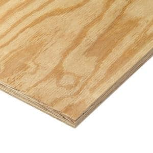 Sanded Plywood