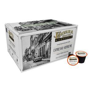 Havana Roasters beverages