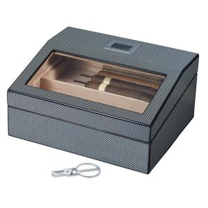 Carbon cigar cases