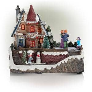 Village House in Christmas Villages