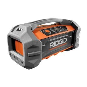 Battery Platform: RIDGID 18v