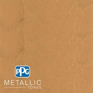 Metallic in Interior Paint