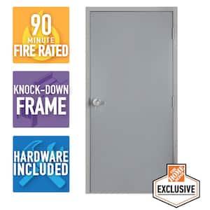 Door Size (WxH) in.: 36 x 84