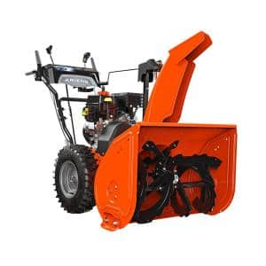 Clearing Width (In.): 25 - 30 in Two-Stage Snow Blowers
