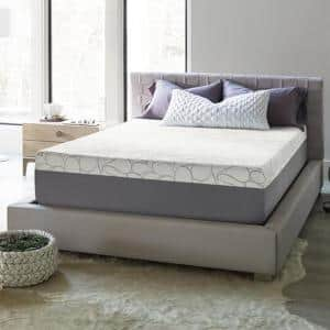 Mattress Thickness (in.): 14