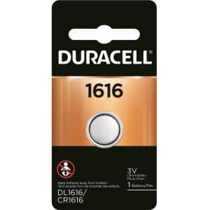 Specialty Battery Size: CR1616