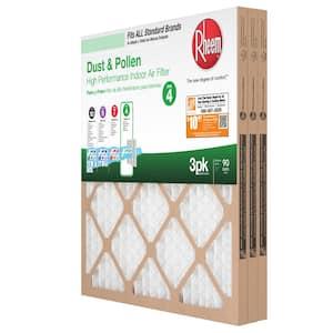 Air Filter Size: 20x20