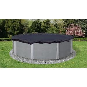 Pool Size: Oval-12 ft. x 24 ft.