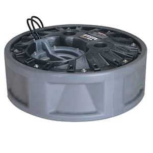 Pump Well Caps & Basins