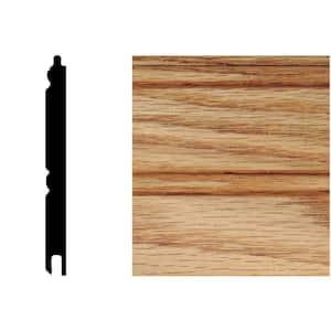 Wainscoting Plank Paneling