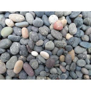 Mexican Beach Pebbles in Bulk Landscape Rocks