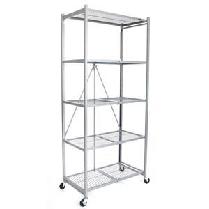 Assembled Width (in.): 30 - 36 in Garage Storage Shelves