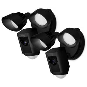 Number of Cameras Included: 2 in Security Cameras