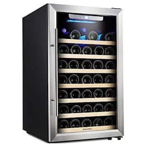 Bottle Storage Capacity: 40 - 100
