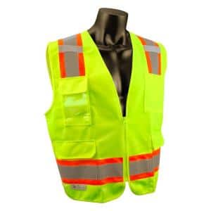 Size: 3X Large in Safety Vests