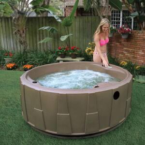 Circle in Hot Tubs