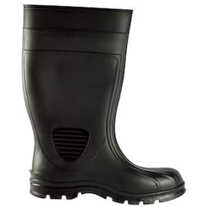 Steel Toe in Footwear
