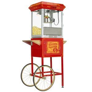 Kernel Capacity (oz.): 8 oz. in Popcorn Machines