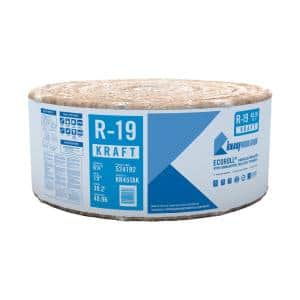 Insulation R-Value: R19