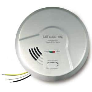 Battery in Smoke and Carbon Monoxide Detectors