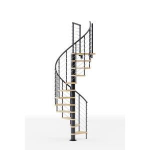 Steel in Spiral Staircase Kits