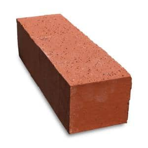 Red in Brick Edging