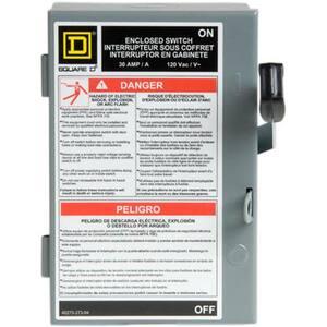 Generator Voltage: 120 volts