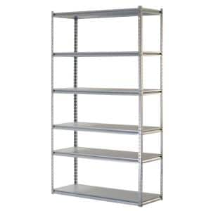 Number of Shelves: 6 Tiers
