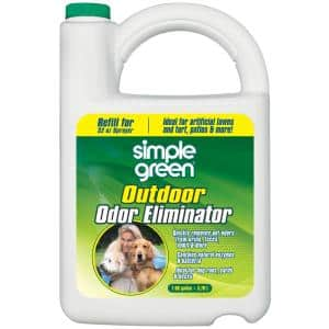 Eliminates Odor in Pet Stain Removers
