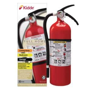 Class A:B:C - Multiple Use in Fire Extinguishers